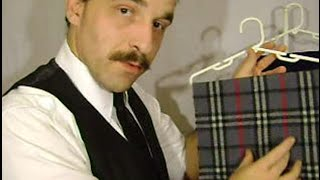 ASMR - MENS CLOTHING SALES ROLE PLAY PART 2