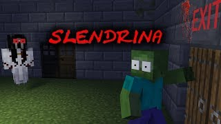 MONSTER SCHOOL : Slendrina Horror Challenge ( SCARY )