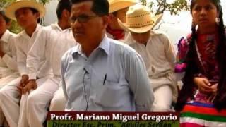 Grabación del Himno Nacional Mexicano en Lengua Chinanteca.flv
