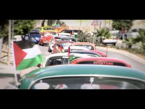 Beetle Event in Palestine - مسيرة سيارات فولكسفاجن في فلسطين