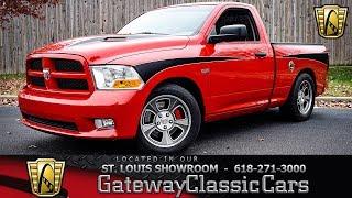 #7931 2011 Dodge Ram Express Gateway Classic Cars St. Louis