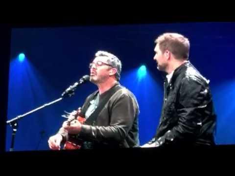 4Him 25th Anniversary concert - Tulsa, OK  - Acoustic Medley