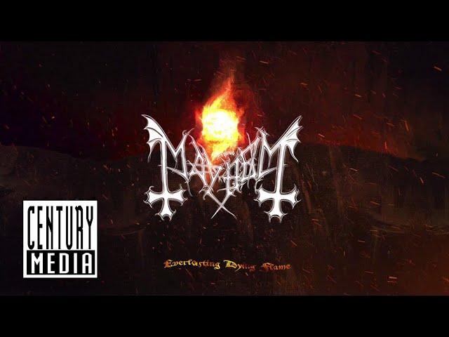 MAYHEM - Everlasting Dying Flame (VISUALIZER VIDEO)