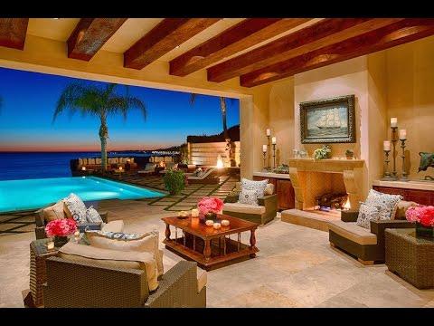 Magnificent Malibu Villa 24995000 Million Dollar Mansions  YouTube