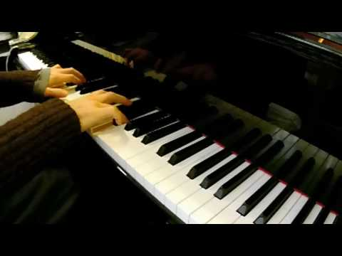 'Loneliness', from Naruto for Piano Solo