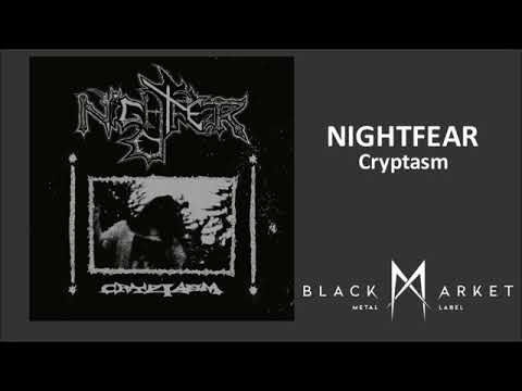 NIGHTFEAR - Sacrificial Mutilation (Official Track from Cryptasm)