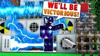 Minecraft Steve Saga - THE MACHINE THAT WILL END IT ALL