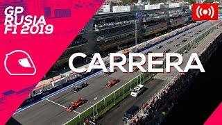 GP de Rusia F1 2019 - Directo carrera