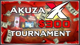 🔴$300 ROS TOURNAMENT // AkuzaX Grand Prix, Day 1// Hosted by: GAMING with Gregory
