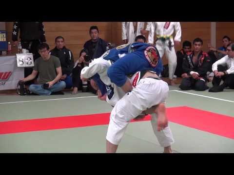 Paulo miyao vs Ichitaro Tsukada