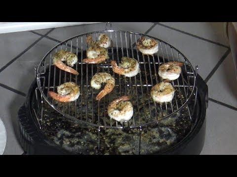 how to cook frozen shrimp in oven