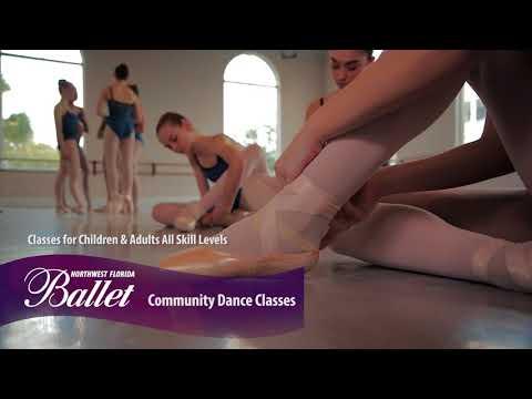 Across the Gulf Coast:  Northwest Florida Ballet