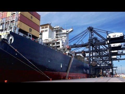 #90 Port of San Antonio - Living Atlas Chile