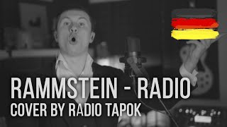 Rammstein - Radio (Cover by RADIO TAPOK | Vocal | Guitar | Drums | Bass)