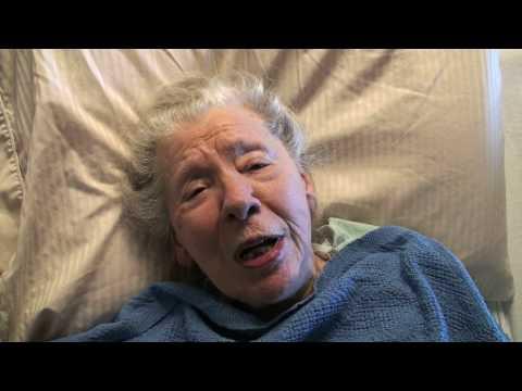 Sis. Freeman – Update from hospital