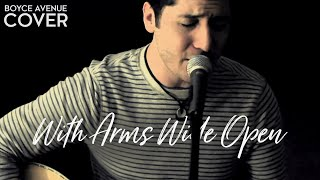 Repeat youtube video With Arms Wide Open - Creed (Boyce Avenue acoustic cover) on Apple & Spotify