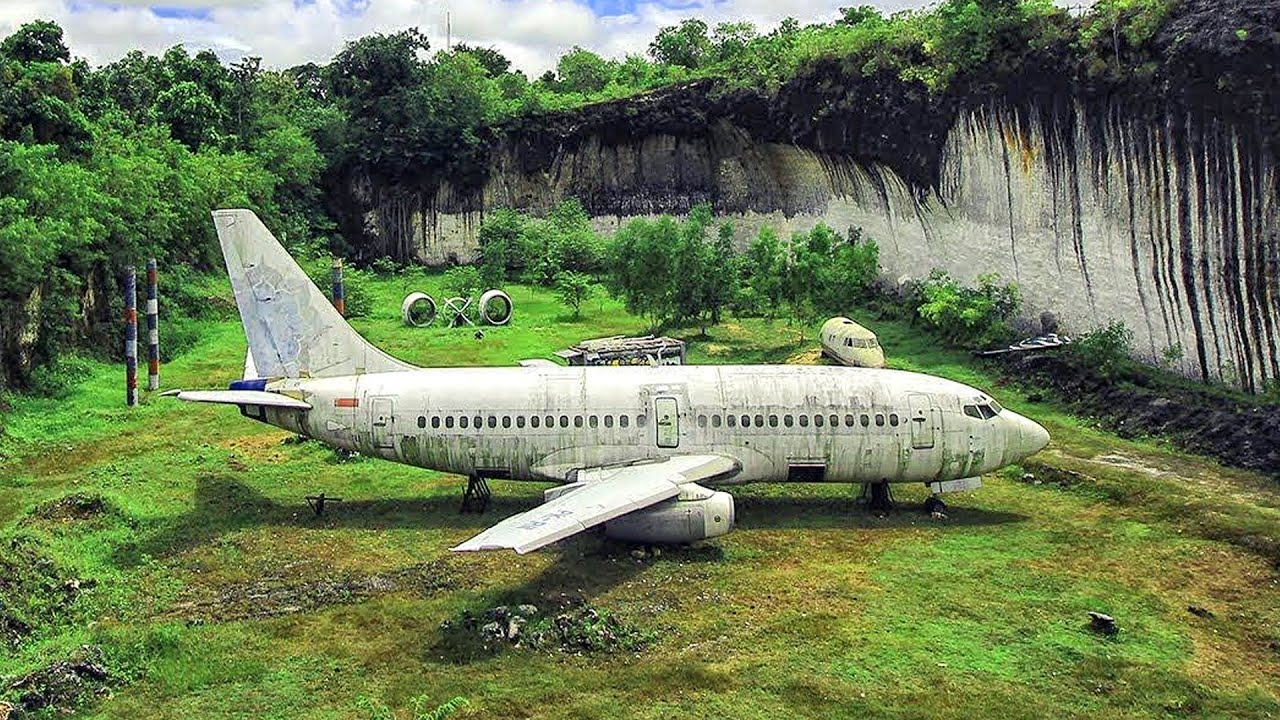 15 MOST Incredible Abandoned Planes. Abandoned Aircrafts around the world