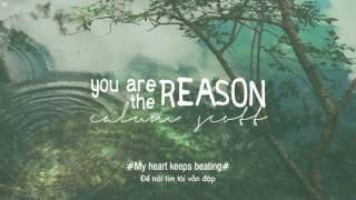 Download Lagu [Vietsub] You Are The Reason - Calum Scott Mp3