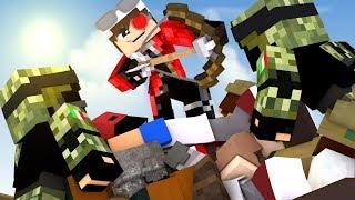 Я СТАНУ ЦАРЕМ ГОРЫ! Minecraft King of the Hill