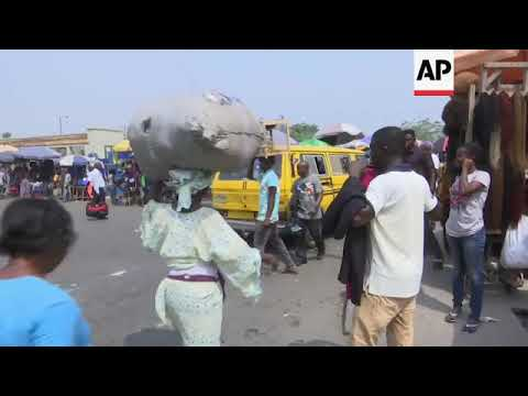 Reaction in Lagos after Trump's reported comment on immigration