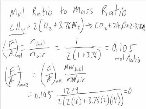 how to find mole to find mass