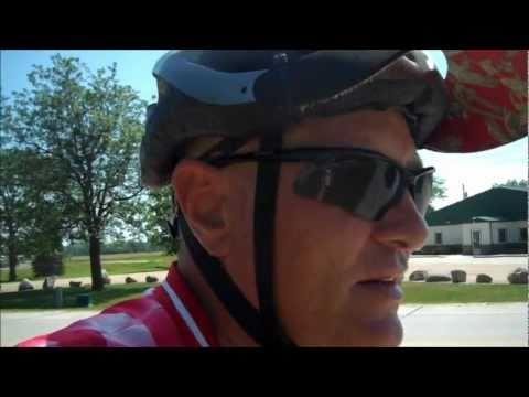 bicycling across America, entering Nebraska