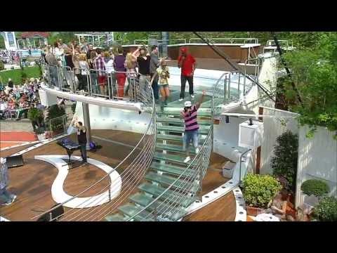 "Follow Your Instinct - ""My City"" (Live) at ZDF-Fernsehgarten 2013"