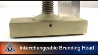 Electric Branding Iron - Branding Wood