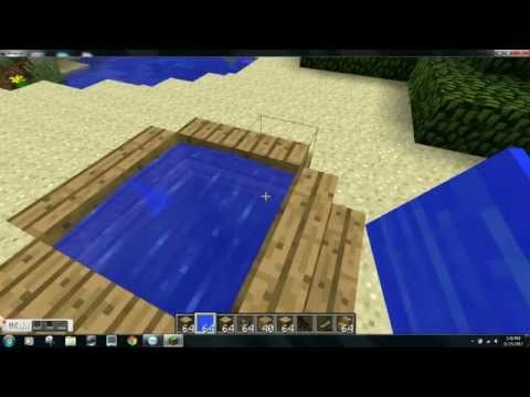 how to make a minecraft wishing well work