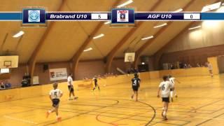 Aarhus Mesterskab inde U10 2015, Brabrand IF - AGF