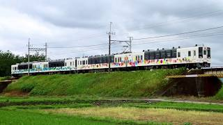 【走行音】634型の臨時普通列車【東武宇都宮線フリー乗車DAY】