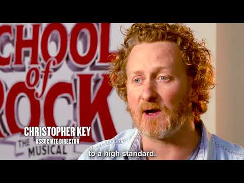 MELBOURNE | AUDITIONS | SCHOOL OF ROCK: The Musical