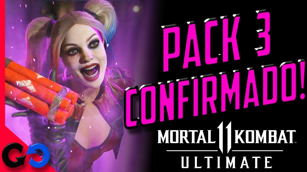 Mortal Kombat 11 Ultimate KOMBAT PACK 3 CONFIRMADO!? // Que sigue para MK 11?