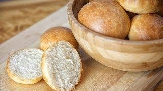 Dinner Rolls - Buleczki Sniadaniowe - Recipe #127