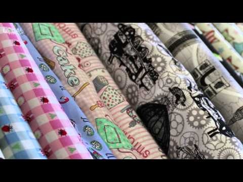 Designer Fabric Store