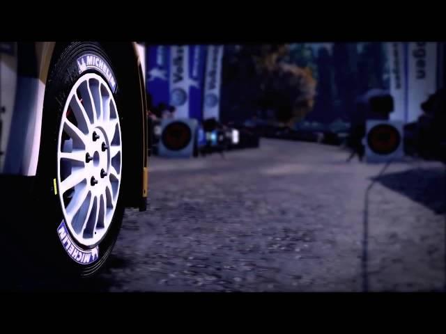 WRC 5 Reveal Trailer