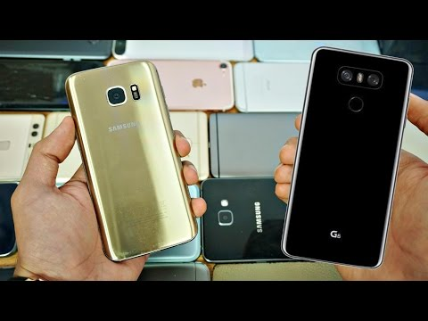 LG G6 vs Samsung Galaxy S7 - Which Should You Buy? EARLY Comparison!