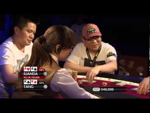 Macau High Stakes Challenge Episode 3 of 3