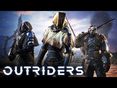 Outriders - Official Gameplay Reveal Trailer