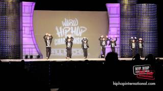 Cookies N Cream (Canada)  at HHI 2011 World Finals