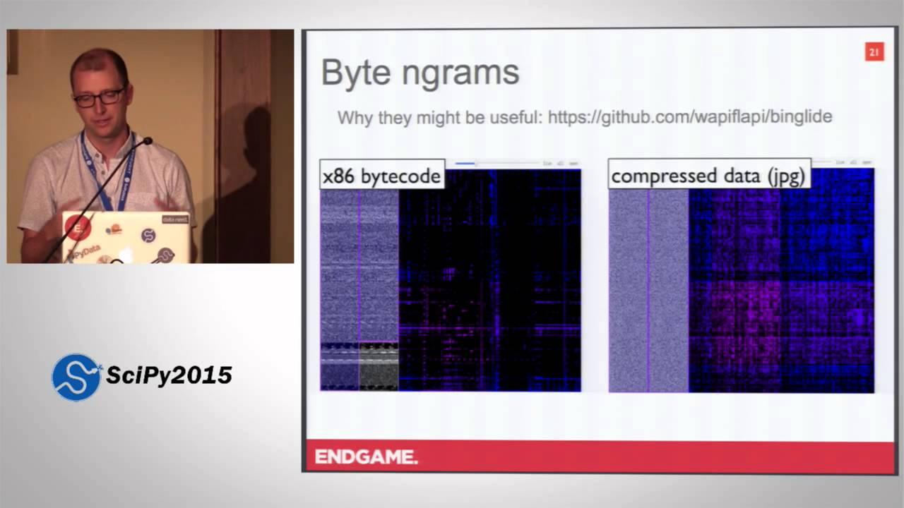 Examining Malware with Python   SciPy 2015   Phil Roth