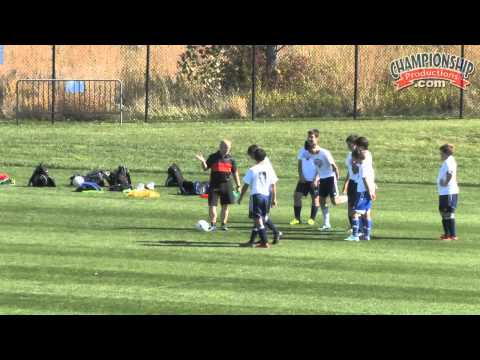 Technical Skills For Soccer: Shooting, Finishing, Crossing, And Heading With Corbin Stone