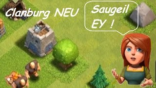 Clash of Clans #11 / Große Baumaßnahme CLANBURG