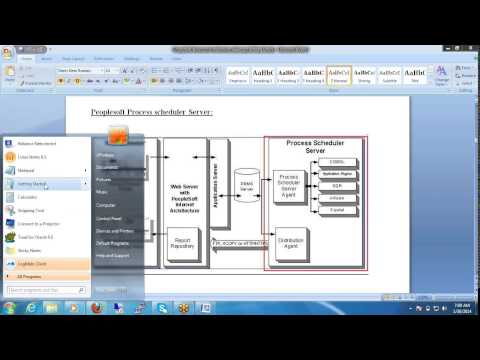 Peoplesoft Admin Online Training Demo Class By Seasoft IT Solutions