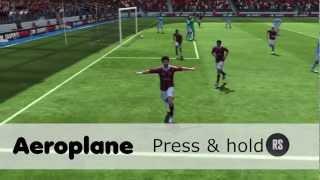 FIFA 13/14 All Celebrations Tutorial