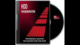 hDD Regenerator 1.71 2018 full MF 1 link