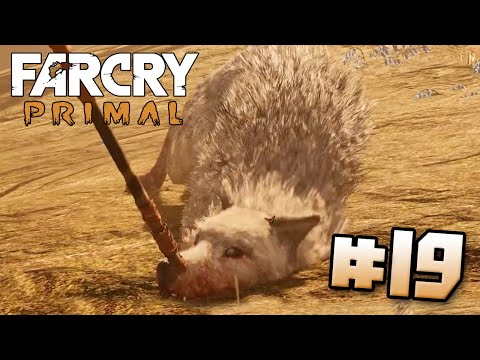 Far Cry Primal - Blood WOLVES!! | Part 19 (PS4) HD