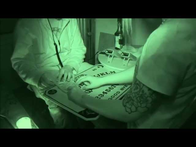 Amazing Ouija Board Session Direct Spirit Responses Haunted House 100% REAL