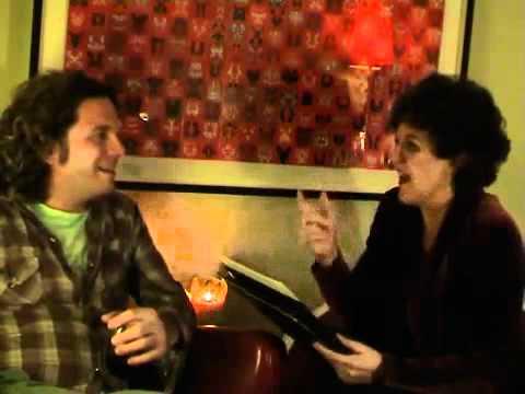 """Jan van de Stool interviews Josh Quong Tart - Episode 2 of """"Uncovering the Cover of Celebrities"""""""