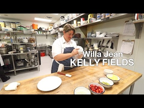 Meet Kelly Fields, the James Beard-nominated pastry chef of Willa Jean